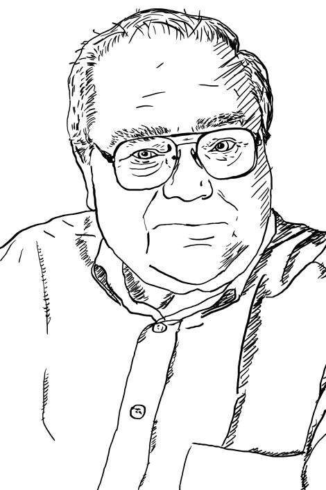 Old Man-Blog